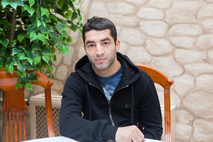 Миша Алоян претендует на победу в номинации«Спортсмен года»