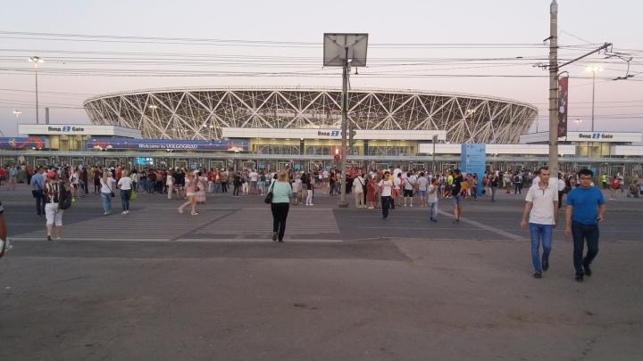 Иностранные журналисты рассказывают о саранче и пустых трибунах на «Волгоград Арене»