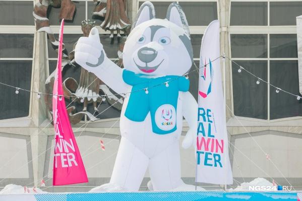 Универсиада проходила в Красноярске в 2019 году