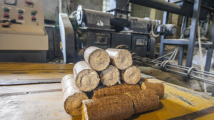 В Мишкинском районе задержали группу «чёрных лесорубов» и два КАМАЗа с древесиной
