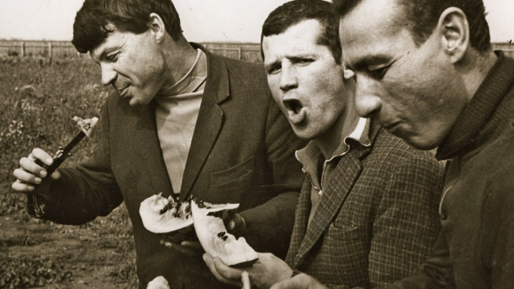 50 лет за фотоаппаратом: история страны сквозь объектив одного фотографа