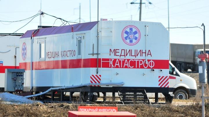 Под Каменском-Уральским в столкновении двух легковушек пострадал ребёнок