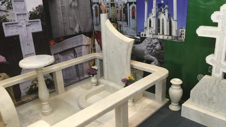 Чтобы можно было гулять с колясками: в Екатеринбурге рассказали, какими будут кладбища будущего