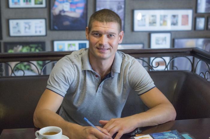 Алексей Лунёв
