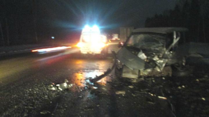 Смертельное ДТП в Переславском районе: один человек погиб, пятеро в больнице