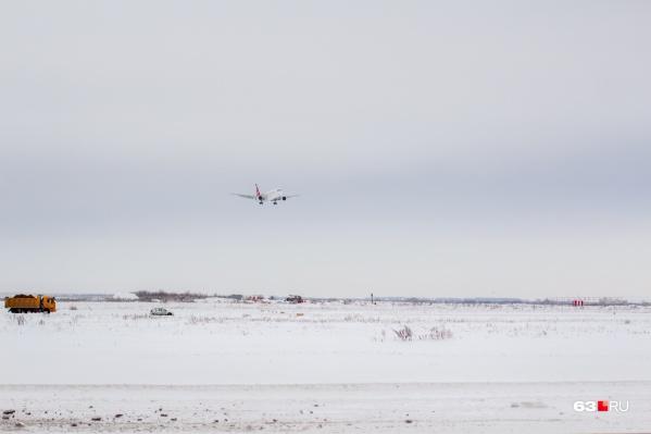 Прямое авиасообщение между Самарской областью и Китаем проработало меньше двух месяцев