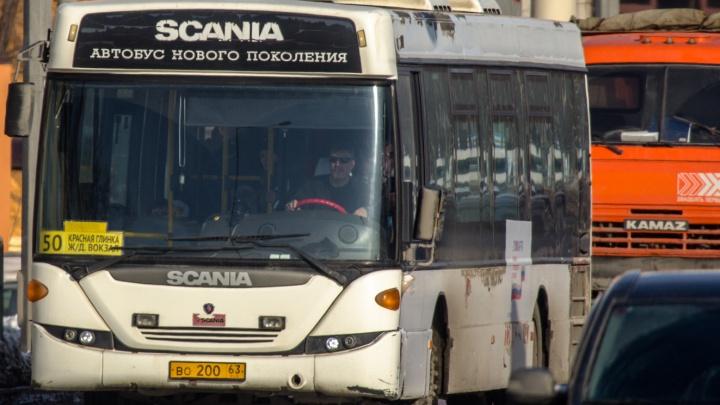 Прощайте, «Скании» и «гармошки»: в Самаре отправили в утиль старые автобусы