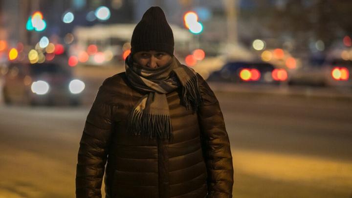 Переживаем 30-градусные морозы в Красноярске. Грядёт вторая волна