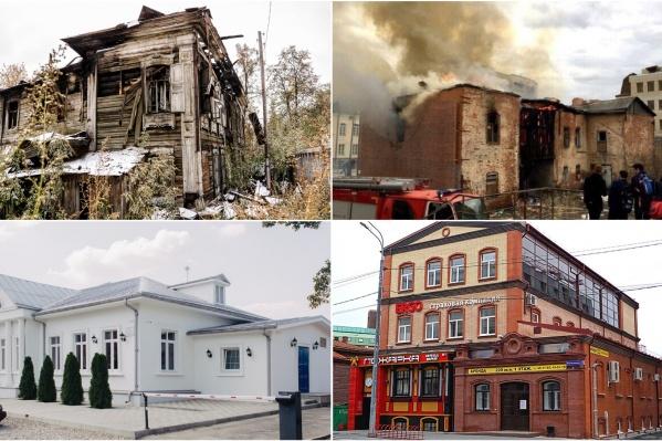 Тюменские бизнесмены нередко берутся за восстановление исторических памятников. Денежный интерес порой сказывается благоприятно на облике города, если к этому подойти толково
