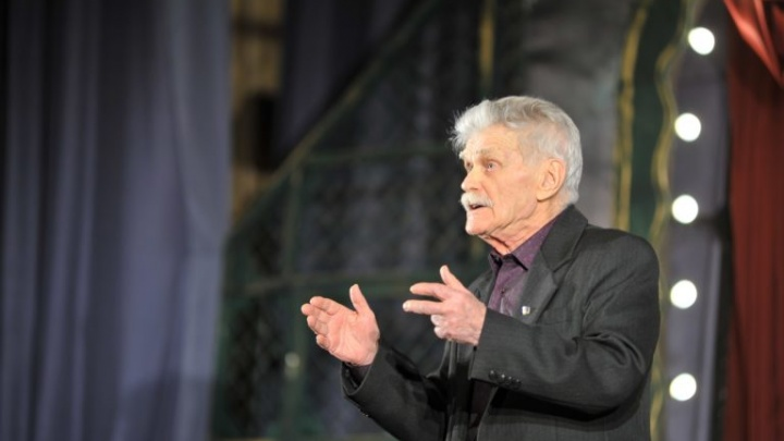 Скончался самый возрастной актёр омского театра «Галёрка»