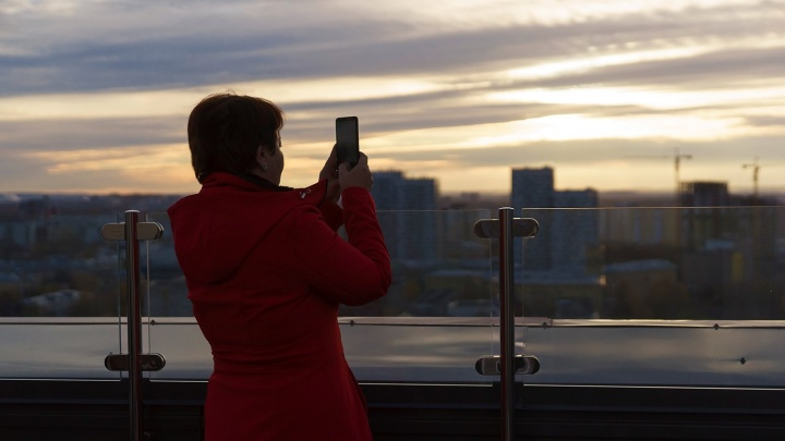 Журналисты ведущих московских СМИ посетили «Новый центр»