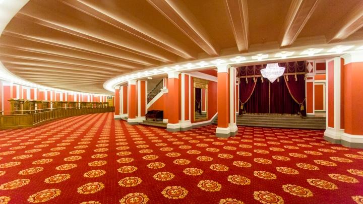 Оперный театр потратит на переделку и ремонт помещений до 215 миллионов рублей