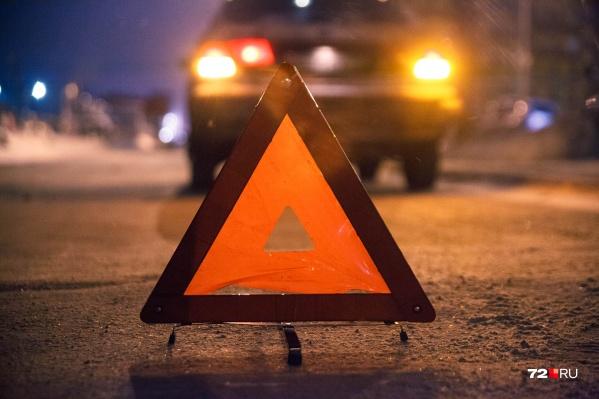 В аварии погибла жительница села Большое Сорокино