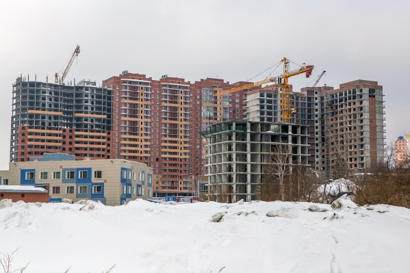 Застройщикам не хватило около 100 тысяч кв. м до выполнения плана на 2017 год