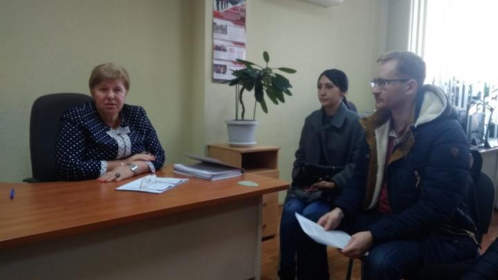 Омскому омбудсмену подали жалобу на промышленные выбросы в атмосферу