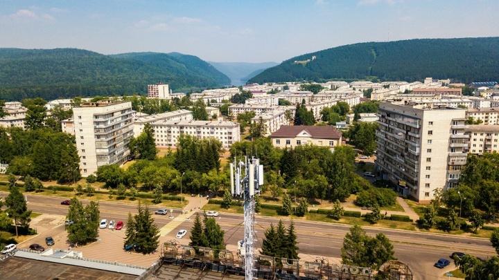 «МегаФон» ускорил сеть 4G в пяти городах Красноярского края