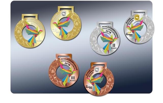 Награды чемпионата мира по танцевальному спорту в Челябинске покроют золотом