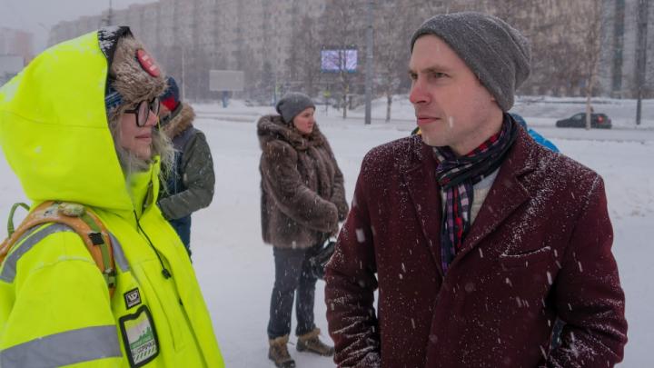 Архангельские активисты в четвертый раз подали уведомление на пикет в защиту Конституции