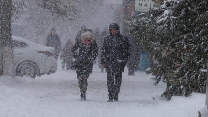 На Ростовскую область надвигается сильный шторм