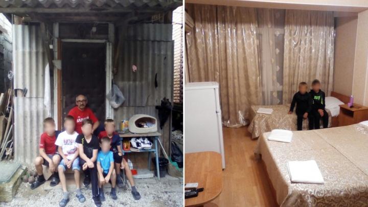 Тобольские дети-спортсмены жили в сарае перед соревнованиями из-за проблем с суточными