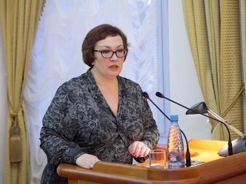 На должность директора департамента природных ресурсов Зауралья назначена Лариса Галченко