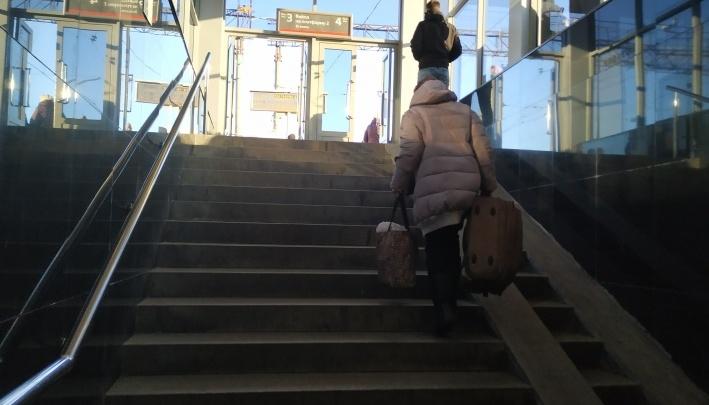 Тюменка, запнувшаяся на привокзальном перроне, взыскала с РЖД больше десяти тысяч рублей