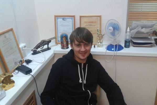 Александр Лоськов пропал 11 апреля 2018 года