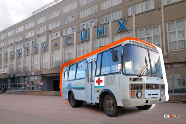 Русские студенты опасаются, что могут подхватить инфекцию от заболевшего иностранца, которого подселили к ним в общежитие