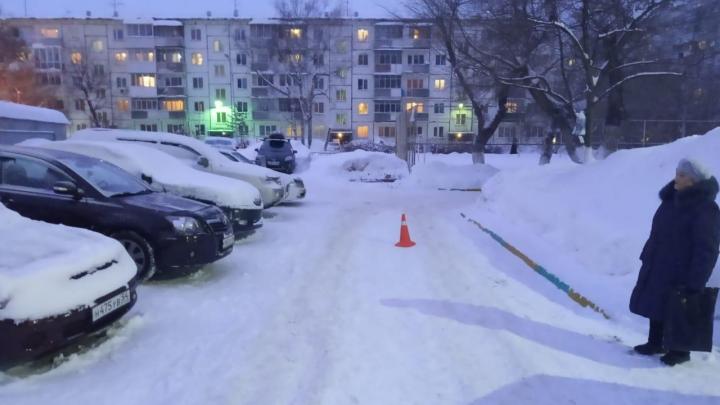 «Хонда» сбила пенсионерку в Октябрьском районе— женщина в больнице с переломом позвоночника