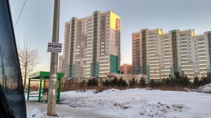 «Заселим до конца марта»: дольщики высотки в «Парковом-2» больше года ждут квартир