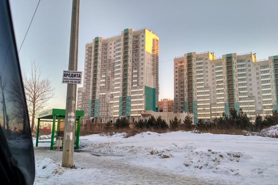 Застройщик обещает передать дольщикам квартиры до 31 марта этого года