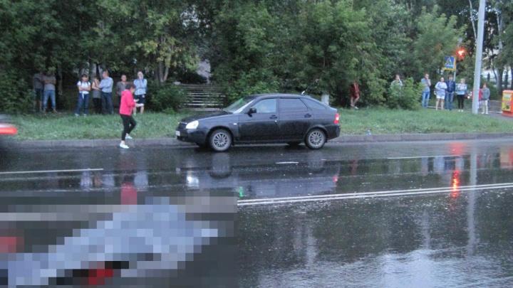 В Башкирии водитель насмерть сбил 19-летнюю девушку
