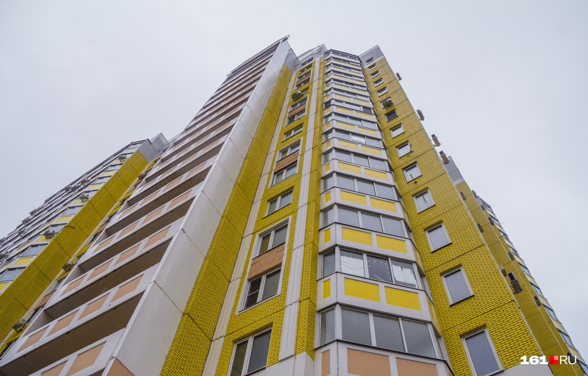 Средняя стоимость квадратного метра жилья в южной столице — 46,4 тысячи рублей