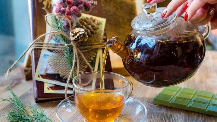 Женьшень при выбросах, ромашка при простуде: какой чай заварить челябинцам, чтобы быть здоровыми