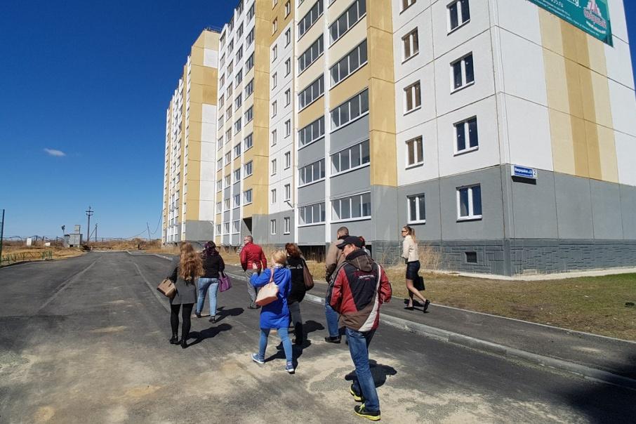 Сроки сдачи домов компания переносила пять раз