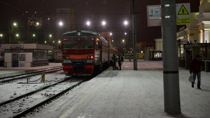 РЖД приостановили продажу билетов на поезда дальнего следования