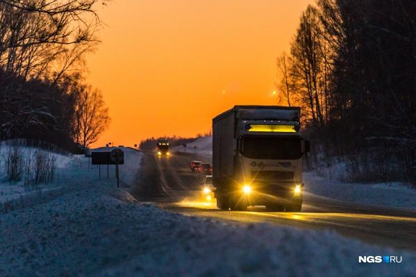 «Новосибирскавтодор» будет ремонтировать участок длиной 4,5 километра