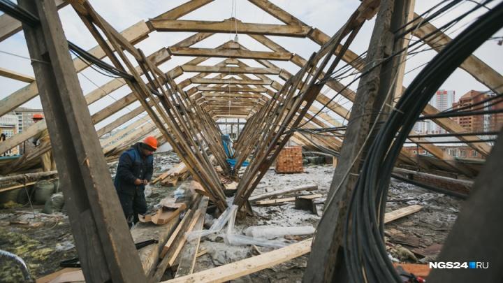 Правительство предложило тратить деньги красноярцев на капитальный ремонт домов других районов края