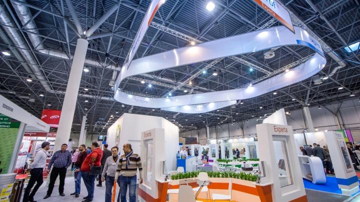 В Экспоцентре пройдет новая строительная выставка и крупное дизайн-событие в Сибири