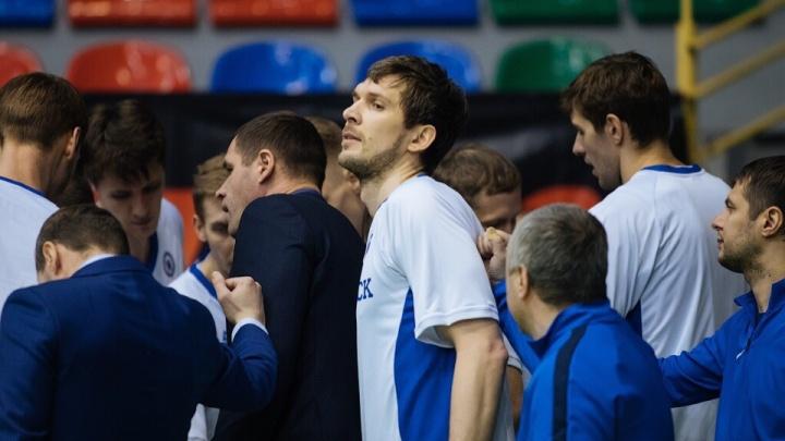 Над куполом: БК«Новосибирск» обыграл ижевский«Купол-Родники»