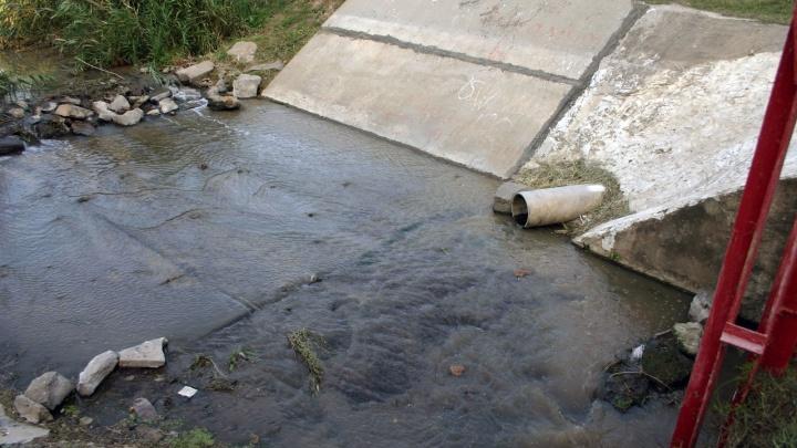 Донские власти планируют очистить реку Темерник за 400 миллионов рублей
