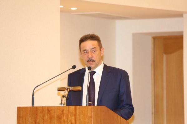 Владимир Купцов— фигура для 63-го региона известная