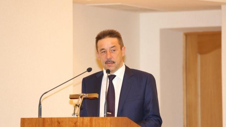 Главным федеральным инспектором по Самарской области стал Владимир Купцов
