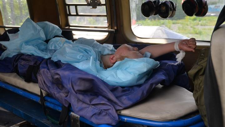 Четырёхлетнего Диму Пескова перевели в инфекционное отделение из-за подозрения на ветрянку