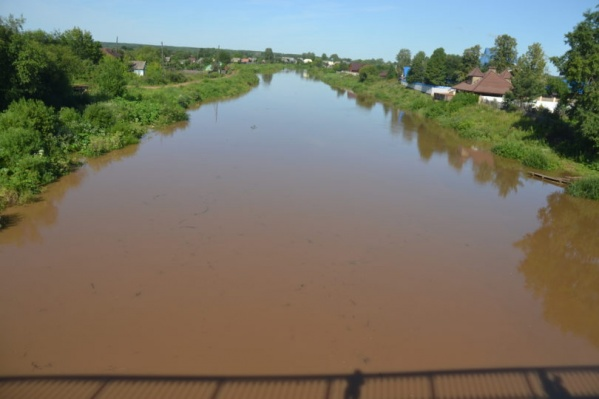 В Коми-Пермяцком округе объявлен режим ЧС из-за сильного паводка