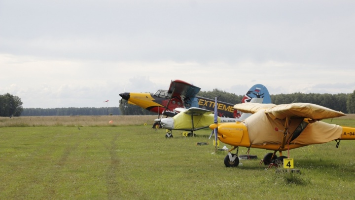 Летом на омском аэродроме имени Летова устроят авиашоу