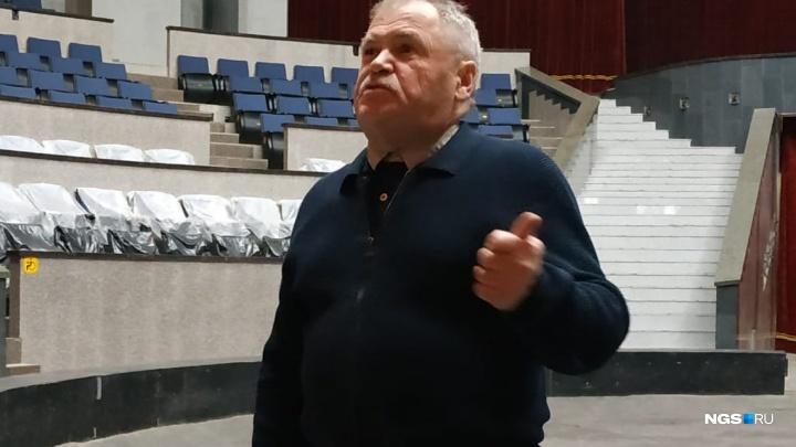 Директор новосибирского цирка заявил о «махровой коррупции»: он рассказал о прыгающих 2 миллионах