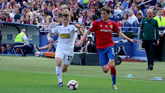 Самарские «Крылья Советов» проиграли ЦСКА с разгромным счетом