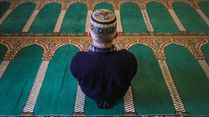 В Башкирии из мечети уволокли ящик с пожертвованиями
