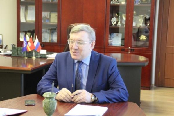 Исрафиль Валишин возглавляет Аргаяшский район уже 13 лет